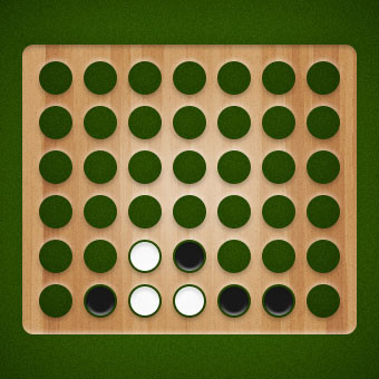 Free online connect four. Play with a friend